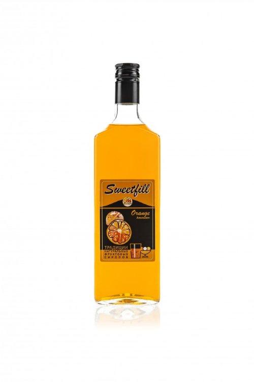 "Сироп ""Апельсин"" SweetFill натуральный"
