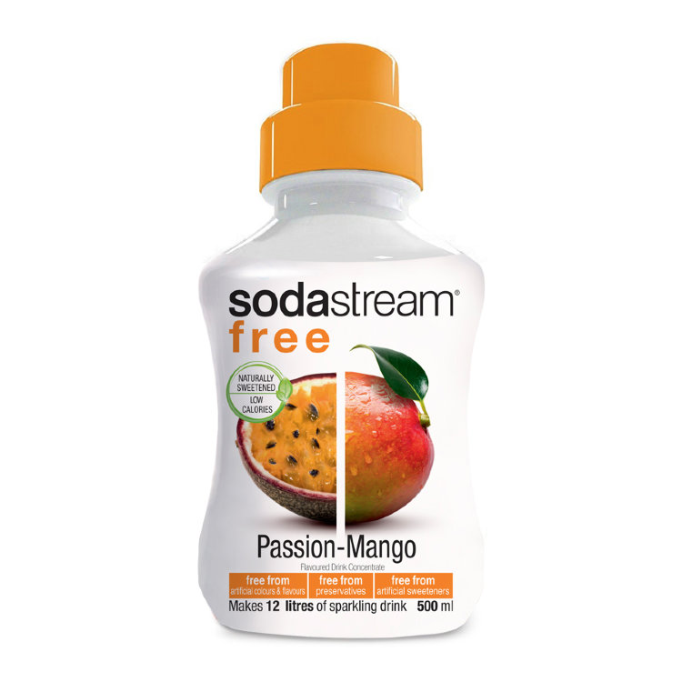 Сироп Sodastream Passion Манго-Маракуйя